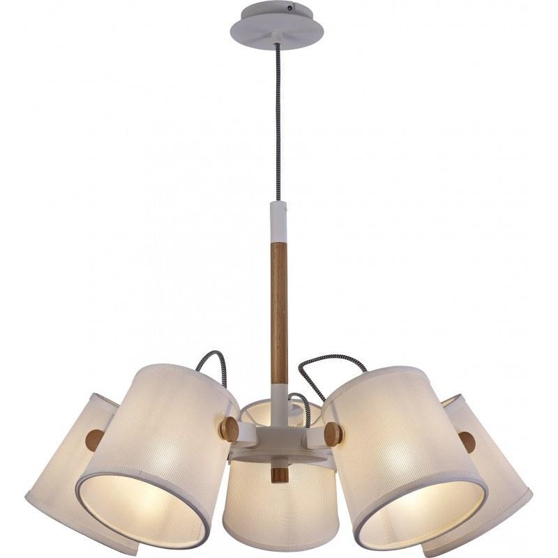 Suspension scandinave nordica 3 lampes - Mantra