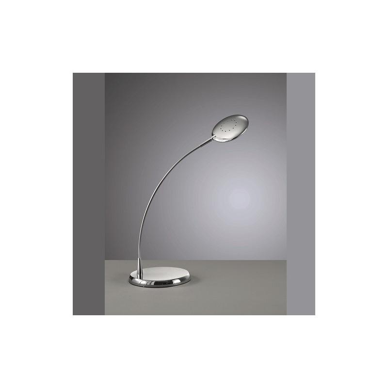 Lampe à poser design Swing Chrome
