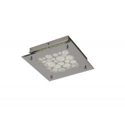 Plafonnier design- Carré petit modèle Coral