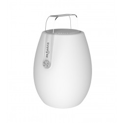 Lampe design enceinte- LED - Barrel