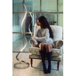 Lampadaire design LED petit modèle- Nur XL