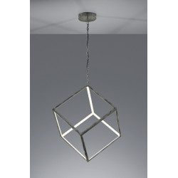Suspension design LED grand modèle- Dice
