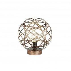 Lampe à poser design en métal - Jacob