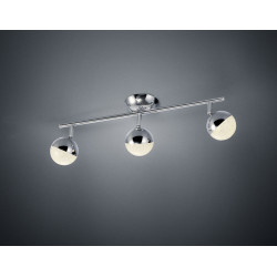 Plafonnier design LED- trois spots- Chris