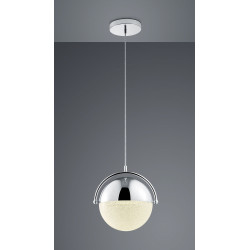 Suspension design  LED un globe- Chris