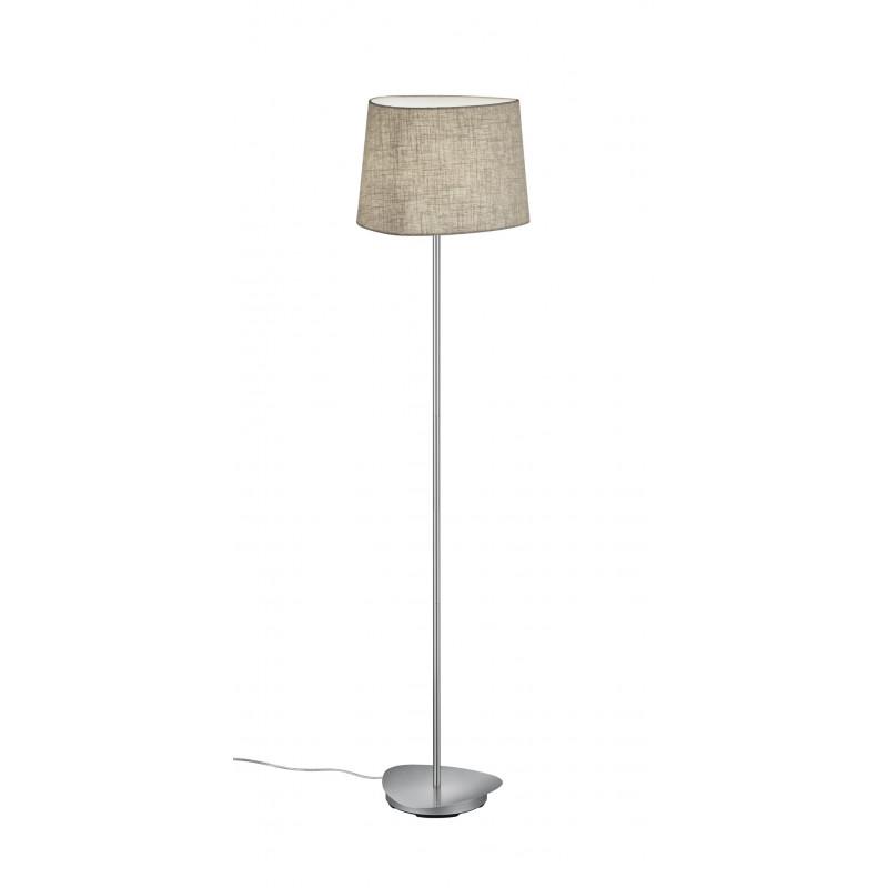 Lampadaire design- Marron clair- Crosby