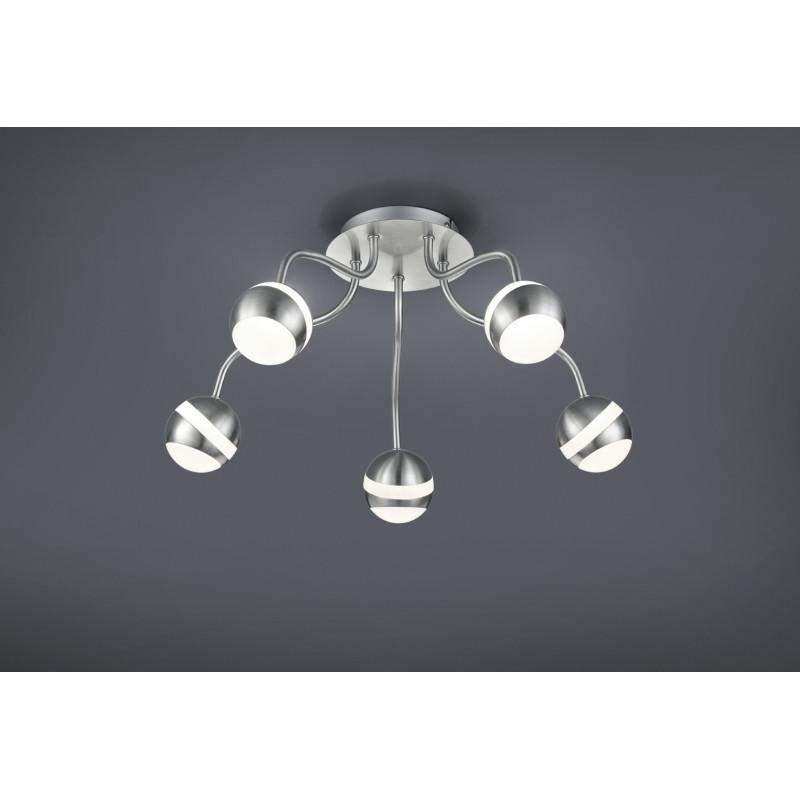 Plafonnier design LED- cinq spots- Balou