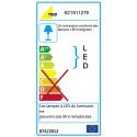Plafonnier design LED- Petit modèle- Lugano