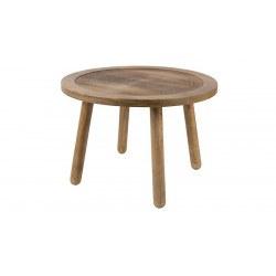 Table basse bohème Dendron en bois de manguier