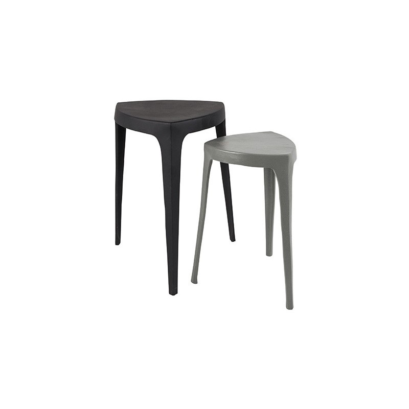 Set de deux tables design Tiga par Zuiver