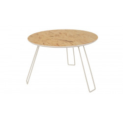 Table basse design OSB L