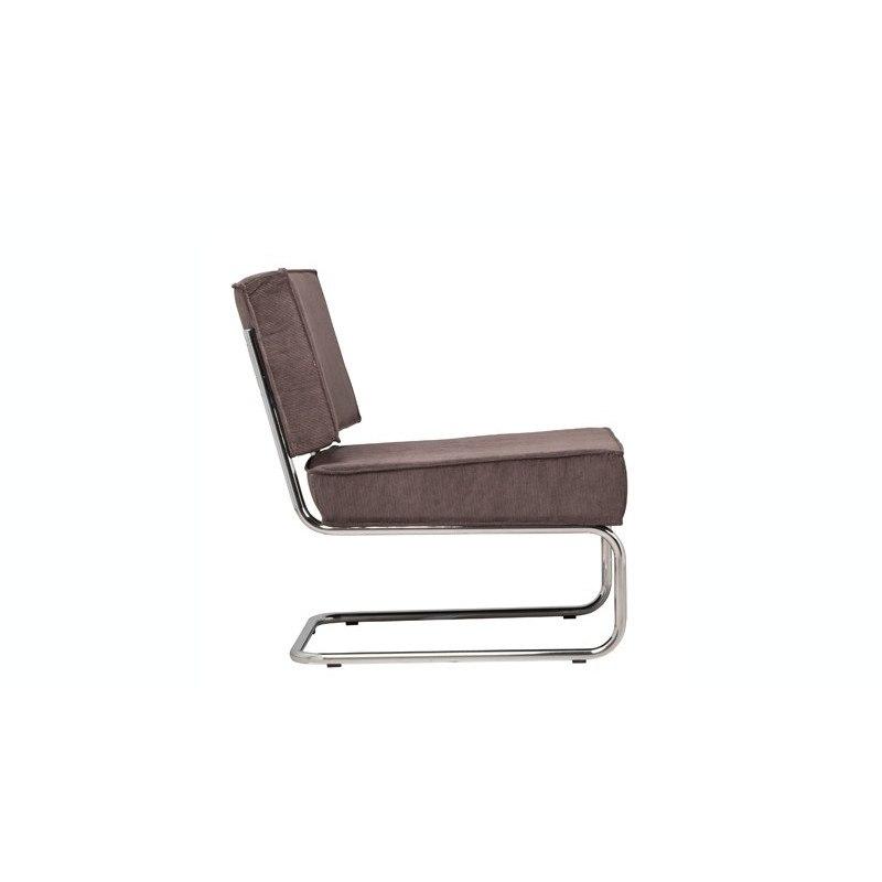 Fauteuil design Ridge Lounge Rib