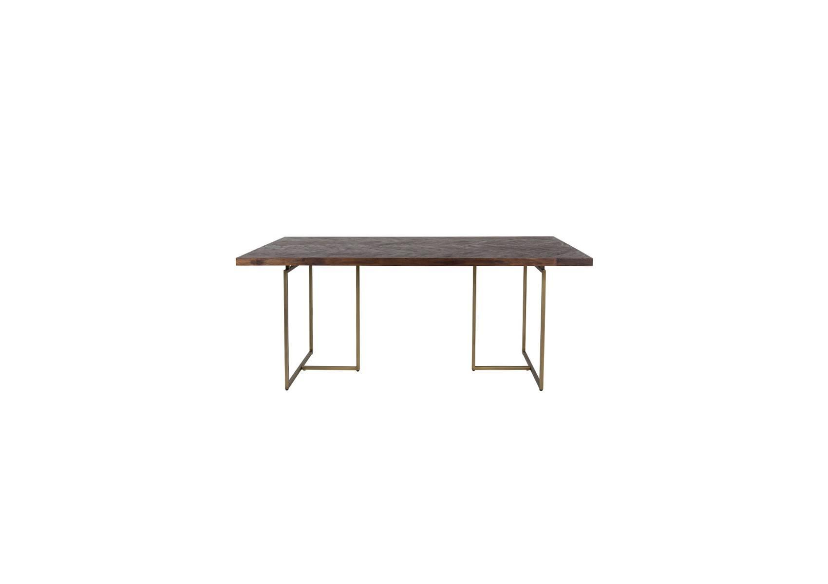 table de repas design de la collection class de chez dutchbone. Black Bedroom Furniture Sets. Home Design Ideas