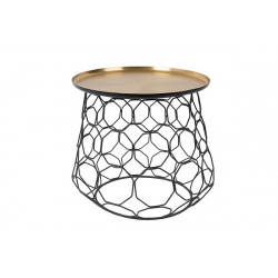 Table d'appoint design Moulin