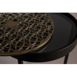 Table d'appoint design Sari