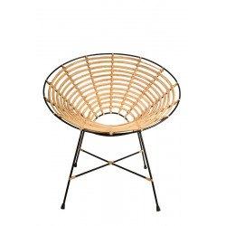 Fauteuil design Kubu Round