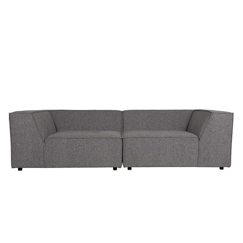 Canapé Design King Gris Foncé