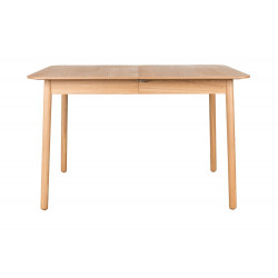 Table design extensible Glimps en bois