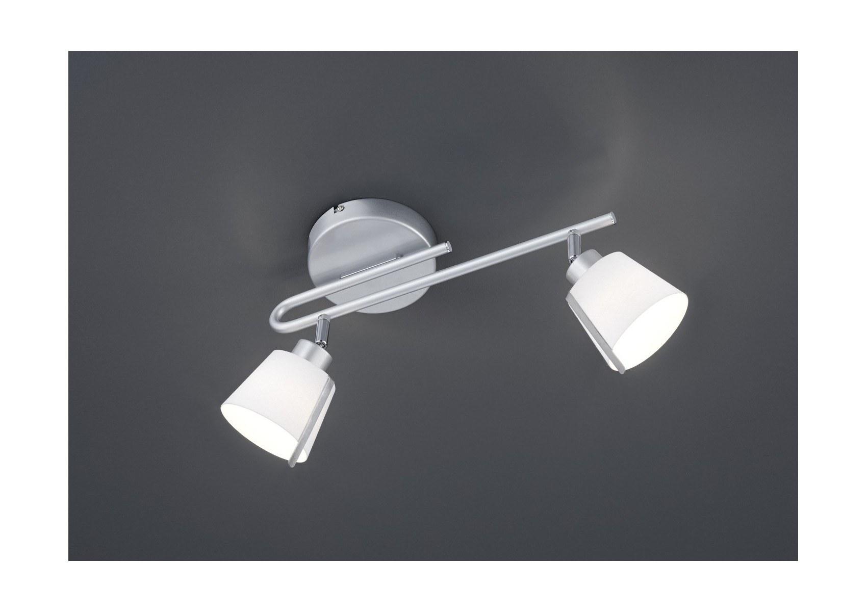 Double applique led design burlington boite à design