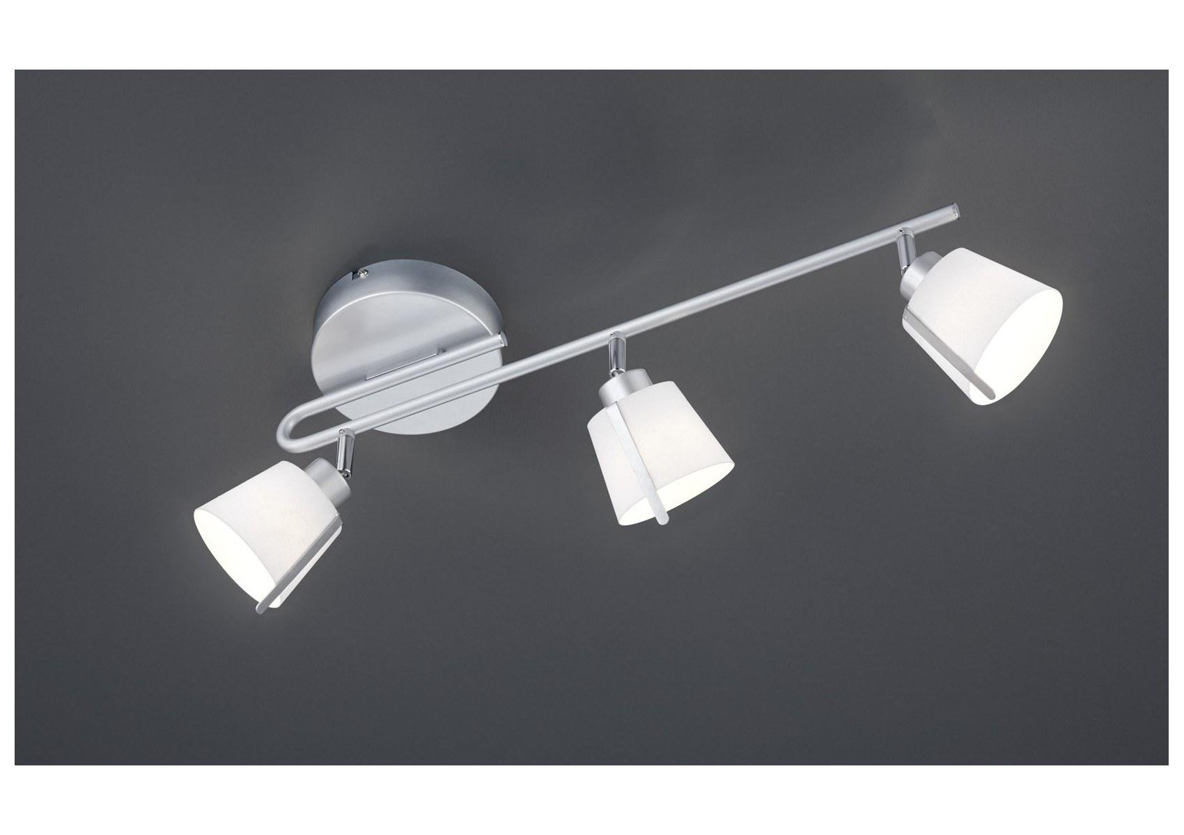 Triple applique led design burlington boite à design
