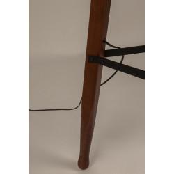 Lampadaire en bois Rif dutchbone