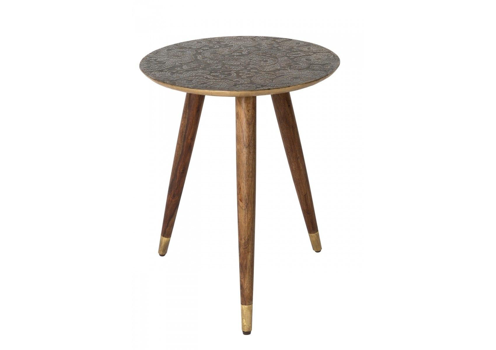 table d 39 appoint design de la collection bast de chez dutchbone. Black Bedroom Furniture Sets. Home Design Ideas