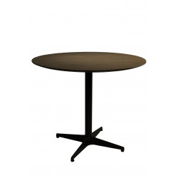 Table ronde design Nuts Dutchbone
