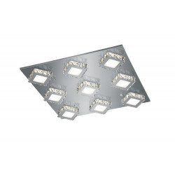 Plafonnier Led design Grenoble 9 L