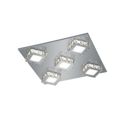 Plafonnier Led design Grenoble 5 L