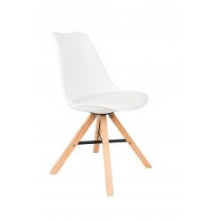 Lot de 2 chaises scandinaves KELL - boite à design