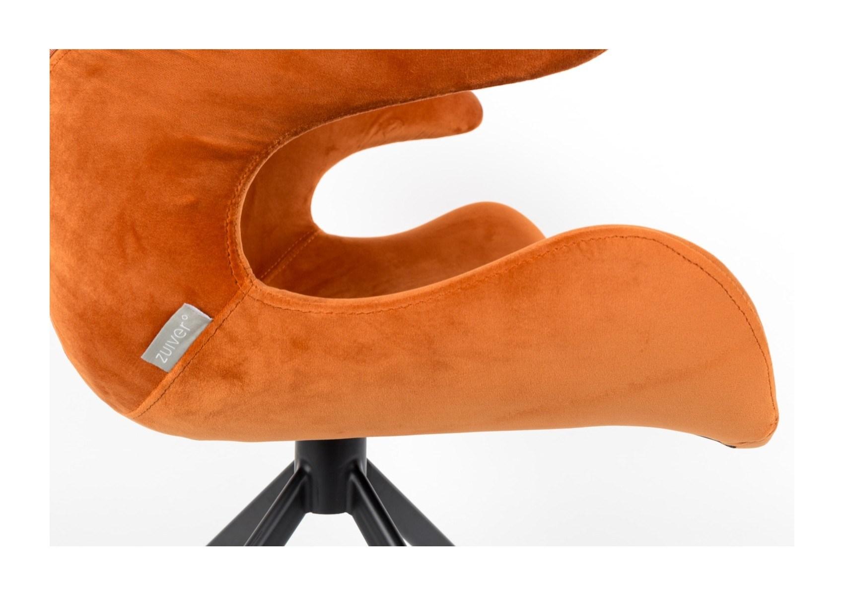 Fauteuil – Zuiver Bureau Design De Velours Mia Revêtement 6gIvmfb7Yy