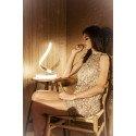 Lampe à poser design - NUR - ampoule led deco mantra