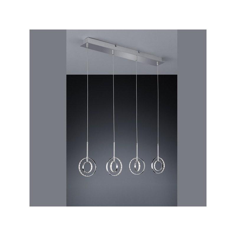 Suspension LED design Prater 4L