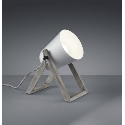 Lampe de Table industrielle Marc
