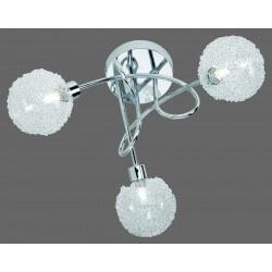 Plafonnier design Wire 3L