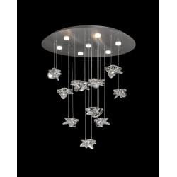 Lustre design 90 cm LED Nido - Mantra