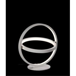 Lampe à poser anneaux LED Orbital - Mantra
