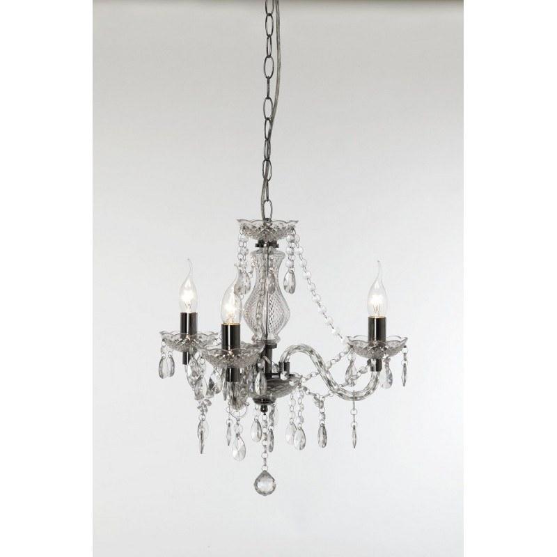 lustre baroque trois lampes. Black Bedroom Furniture Sets. Home Design Ideas