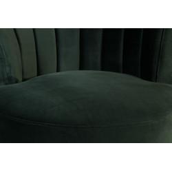Fauteuil vintage à frange Flair - Dutchbone