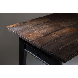 Table de salon industrielle Crude - Dutchbone
