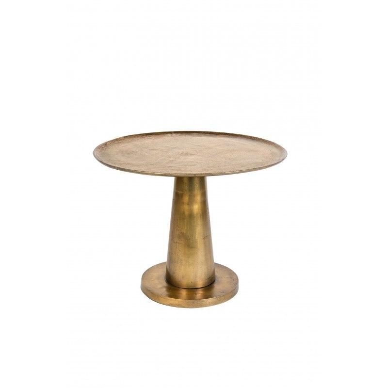 Table basse industrielle Brute en aluminium - Dutchbone