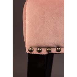 Chaise Cassidy vintage - Dutchbone