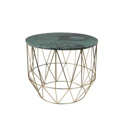 Table basse en marbre Boss - Dutchbone