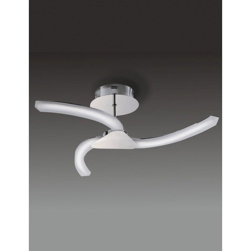 Plafonnier design - ON version 3 lampes