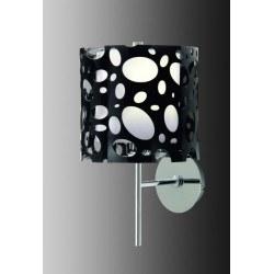 Applique Moon 1L design noire et blanche Mantra