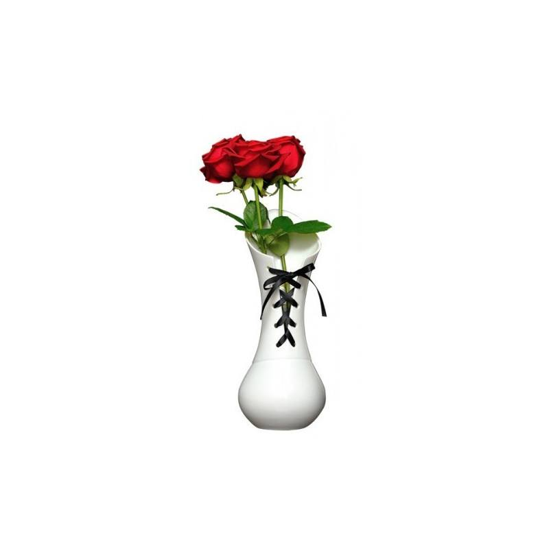 Vase design  en porcelaine- Hypnotyk