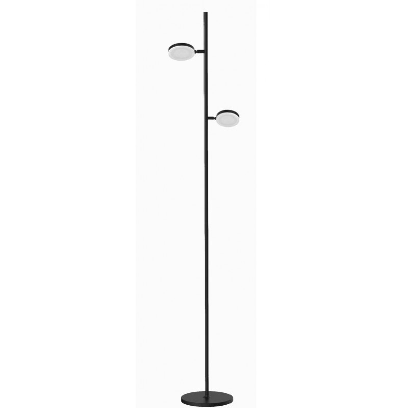 Lampadaire led rotatif Declic2 - Aluminor