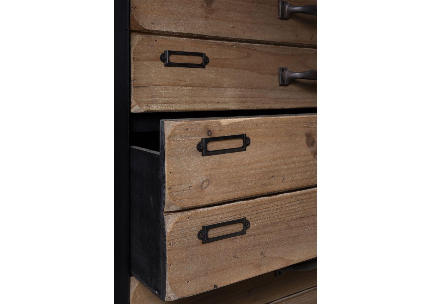 meuble industriel vintage petit mod le de la collection. Black Bedroom Furniture Sets. Home Design Ideas