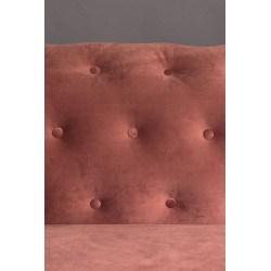Canapé Chesterfield en tissu Dutchbone