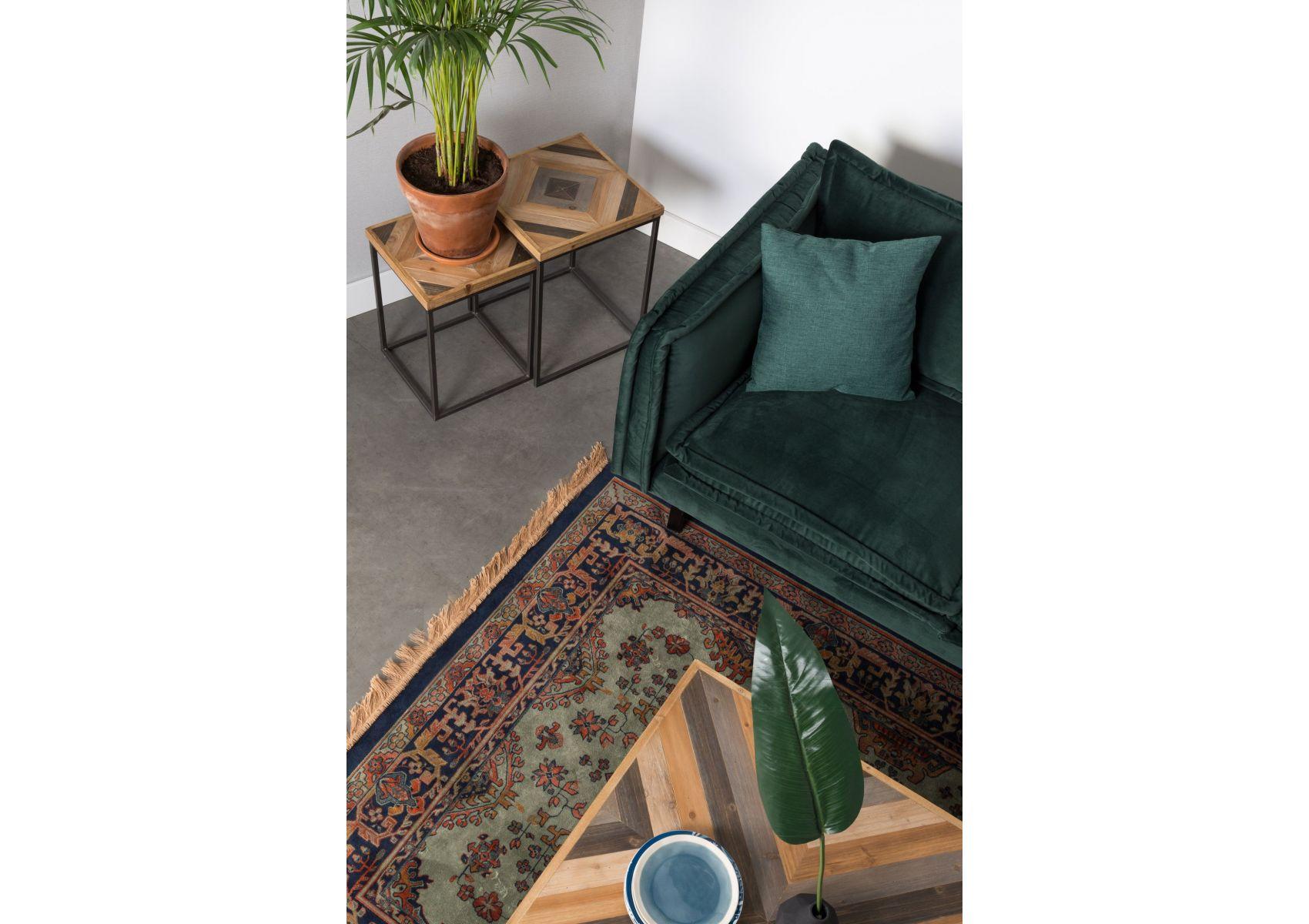 Table Basse Gigogne Industrielle Bois Et Métal Joy Boite à Design